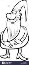 black and white cartoon illustration of dwarf or gnome fantasy