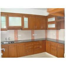 best wood for kitchen cabinets in kerala wooden kitchen cabinet