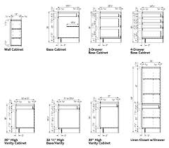 Kitchen Cabinets Specifications Construction