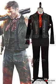 bioshock infinite booker dewitt cosplay costume bioshock