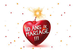 26 ans de mariage noce des 10 ans de mariage de mariage