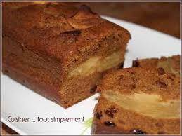 cuisiner pommes recette cake speculoos pommes raisins 750g
