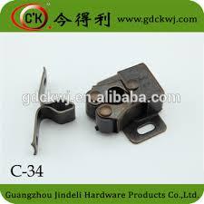 iron cabinet door latch push open system c 34 buy cabinet door