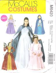 Halloween Costumes Sewing Patterns 165 Patrons Goth Images Simplicity Sewing