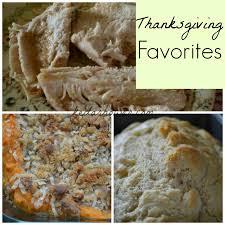 stuff things etc thanksgiving food up