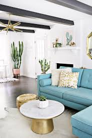 Winter Room Decorations - 17 rooms that are nailing the desert chic decor trend this winter
