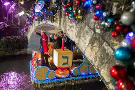 downtown san antonio christmas lights get your jingle on this holiday season s event roundup