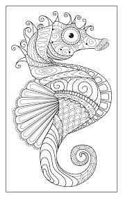 pretentious under the sea coloring book pages 224 coloring page