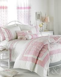 vintage pink patchwork luxury duvet bedding uk