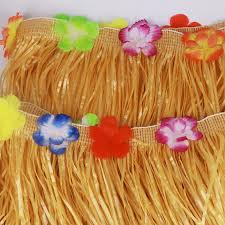 Tropical Themed Party Decorations - aliexpress com buy 1pc hawaiian party decorations 275x75cm