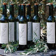 olive wedding favors personalized olive wedding favor favors weddings and wedding