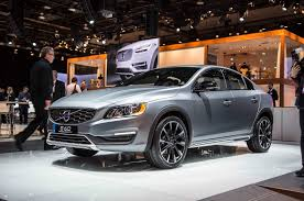 2016 volvo semi 2016 volvo s60 cross country coming to detroit auto show wot