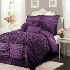 purple and gray bedroom purple comforter sets purple and gray