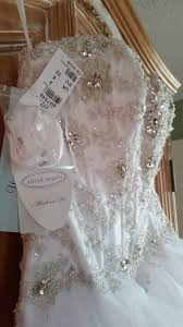 alfred angelo disney collection belle 217 size 2 wedding dress