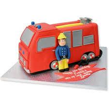 fireman sam engine cake birthday cakes cake store