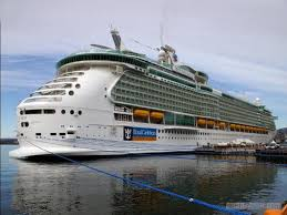 largest cruise ship in the world the largest cruise ship in the world