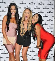 holly hagan sexy geordie shore u0027s charlotte crosby and sophie kasaei show off sexy