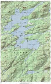 Adirondack Mountains Map Ny Route 28 Central Adirondack Trail Raquette Lake Great Camp