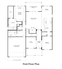 andorra new home plan san antonio tx pulte homes new home first floor