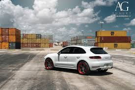 macan porsche turbo ag luxury wheels porsche macan turbo forged wheels