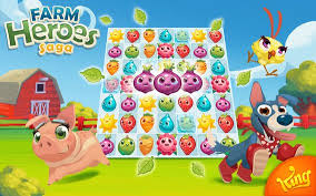 farm heroes saga apk free casual for android - Farm Saga Apk