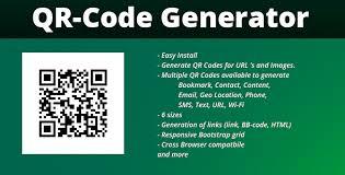 Qr Code Generator Php Qr Code Generator By Foxsash Codecanyon