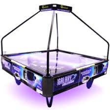 used coin operated air hockey table galaxy collision quad air 4 player coin operated air hockey table