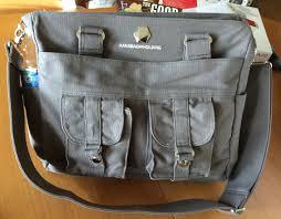 thinkgeek u0027s handbag of holding is why men should carry purses