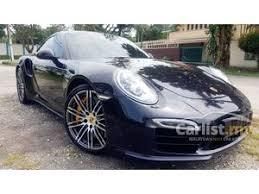 2014 porsche 911 turbo s price search 10 porsche 911 3 8 turbo s cars for sale in malaysia