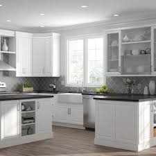 white kitchen cabinets with glass doors on top 36 42 kitchen cabinets kitchen the home depot