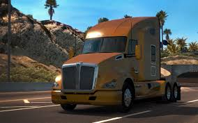 build your own kenworth truck american truck simulator