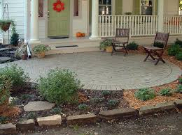 Front Door Patio Ideas Front Door Patio Ideas Porch Traditional With Green Shutters Green