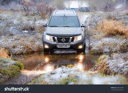 nissan terrano off road minsk belarus january 30 2015 nissan stock photo 328937390