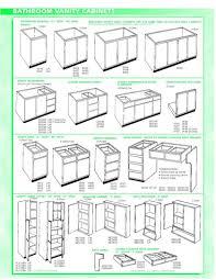 Standard Kitchen Corner Cabinet Sizes Standard Kitchen Cabinet Sizes Chart Modern Cabinets
