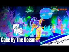 dnce cake by the ocean just dance 2017 alternate gameplay