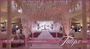 Beautiful Wedding Stage Decoration Best Thematic Wedding Planner Flower Stage Decoration Lighting