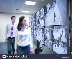cctv screen stock photos u0026 cctv screen stock images alamy