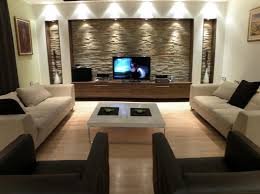 Indian Interior Design Ideas For Small Spaces Living Rooms Ideas With Fireplace Room Design Brown Leather Sofa