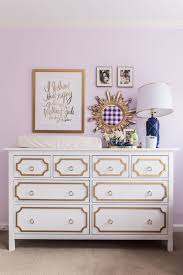 bright bold baby nursery reveal style your senses