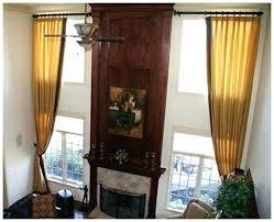 High Window Curtains Window Treatments Glassnyc Co