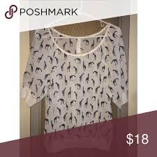 aeropostale blouses aeropostale giraffe shirt small giraffe shirt aeropostale and
