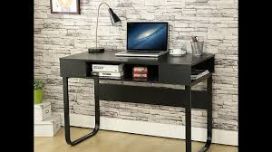 Computer Desk Simple by Ebs Simple Style Office Desk Computer Pc Home Desk Youtube