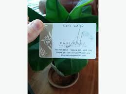 500 dollar gift card 500 dollar credit gift card to paul mara jewellery