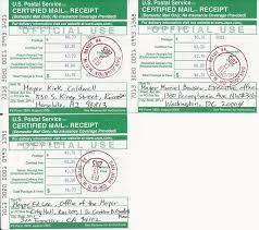 petition letters mailed u2013 san francisco washington dc honolulu