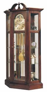 Shelves For Collectibles by Curio Grandfather Clocks The Clock Depot