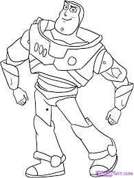 buzz lightyear printable coloring pages coloring