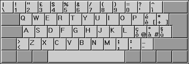 us international keyboard layout pound sign windows 7 italian keyboard typing capitalized accented vowels