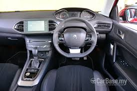 peugeot 308 interior peugeot 308 t9 2015 interior image 20429 in malaysia reviews