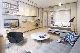 Micro Studio Plan Janion Waterfront Tiny Micro Condos Idesignarch Interior