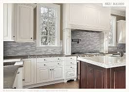 grey kitchen backsplash white cabinets floors gray graysubway tile backsplash light